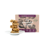 Fig Amaranth Cookies