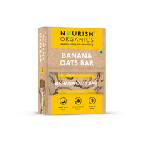 Banana Oats Bar (Pack of 6)