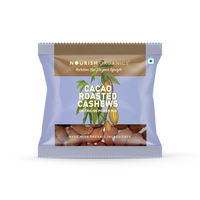 Cacao Roasted Cashews (Pack of 4)