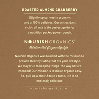 Roasted Almond Cranberry (Pack of 4)
