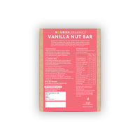 Vanilla Nut Bar (Pack of 6)