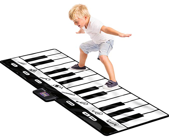 Gigantic Keyboard Play Mat