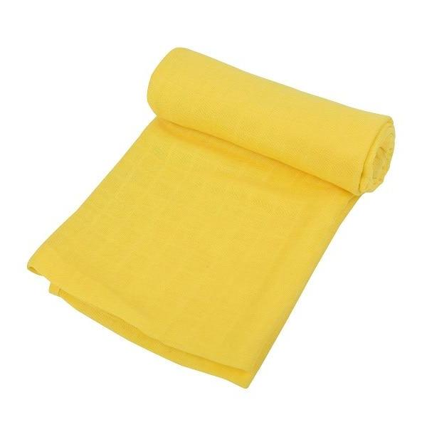 Bright Cotton Baby Muslin Swaddle