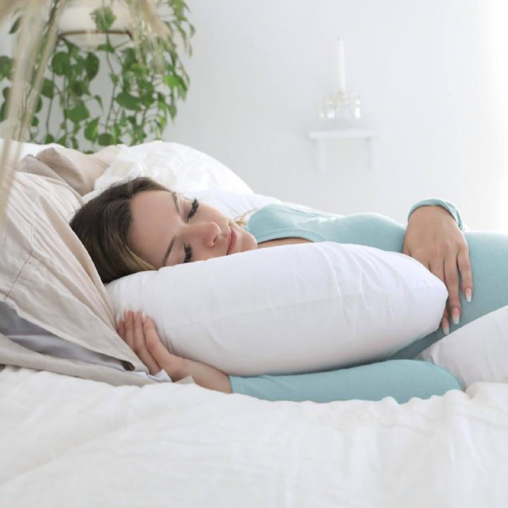 C Shaped Full Body Support Pillow