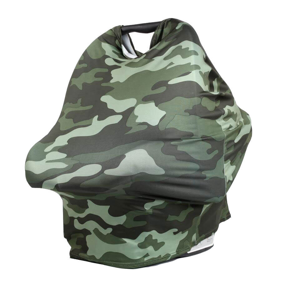 Camo Multi-Use Nursing Cover