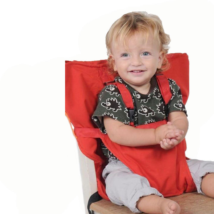 Portable Travel Baby High Chair Harness Cover