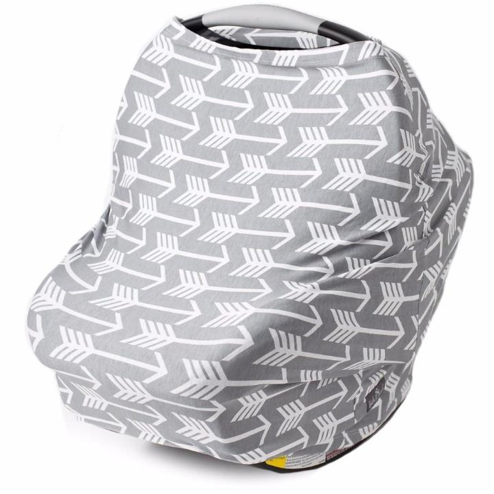 Arrow Pattern Baby Car Seat Cover