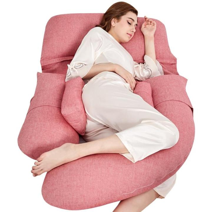 Full Body Support Pregnancy Pillow