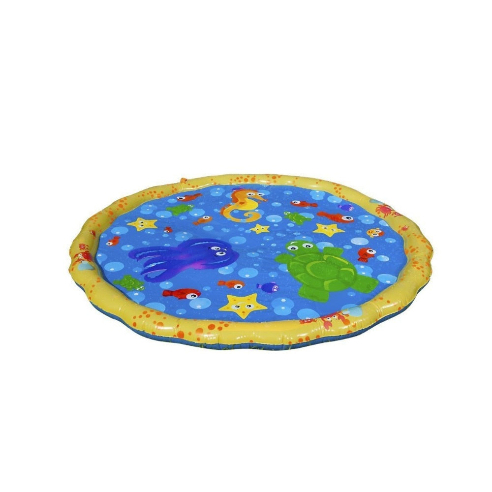 Kids Water Sprinkle and Splash Pad