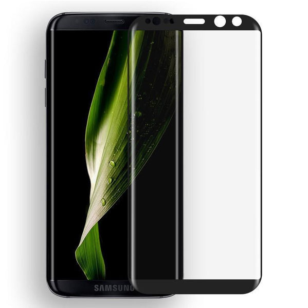 Galaxy S8 Original 4D Curved Tempered Glass