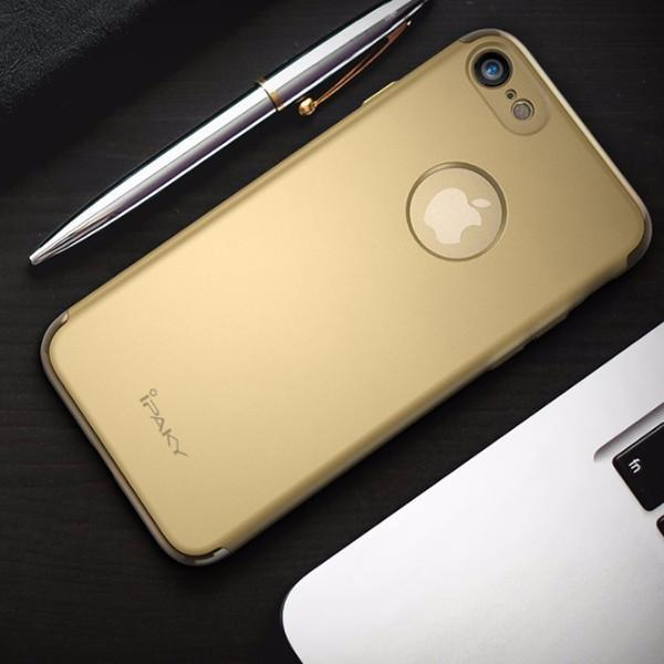 iPhone 7 Plus Luxury Electroplating 3 in 1 Case