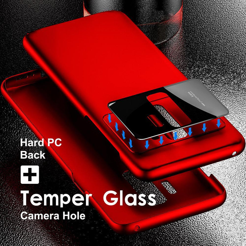 JOYROOM ® Galaxy On8 Polarized Lens Glossy Edition Mirror Case