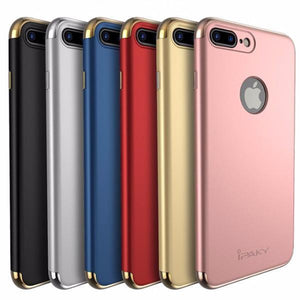 iPhone 7 Luxury Electroplating 3 in 1 Case