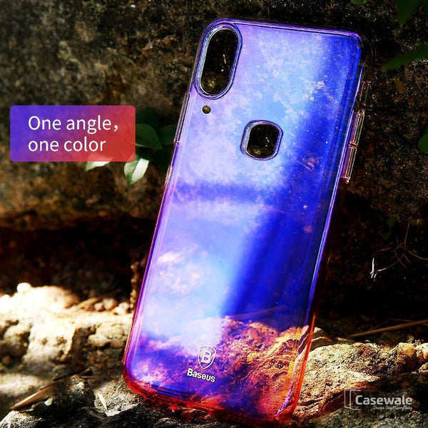Vivo V9 Ultra-thin Aura Gradient Case