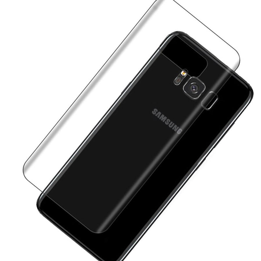 Samsung Galaxy Back Glass Protector Tempered Glass