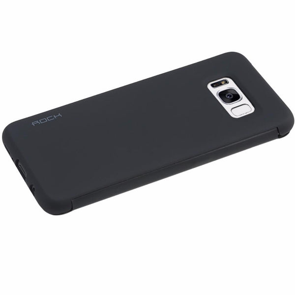 Galaxy S8 Rock Dr.v Full Window View Flip Case