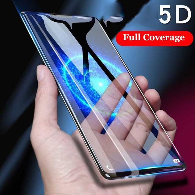 Galaxy A8 Star 5D Tempered Glass Screen Protector [100% Original]