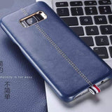 Galaxy S8 Plus Original PU Leather Business Case