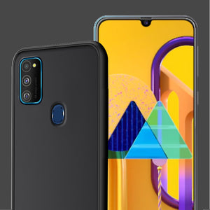 Galaxy M31 Luxury Shockproof Matte Finish Case