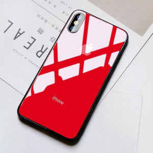 iPhone X Special Edition Silicone Soft Edge Case