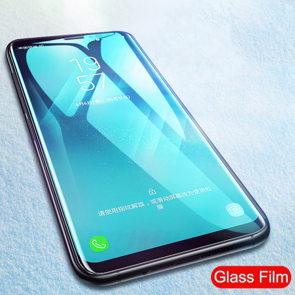 Asus Zenfone Max Pro (M1) Full Coverage 5D Tempered Glass