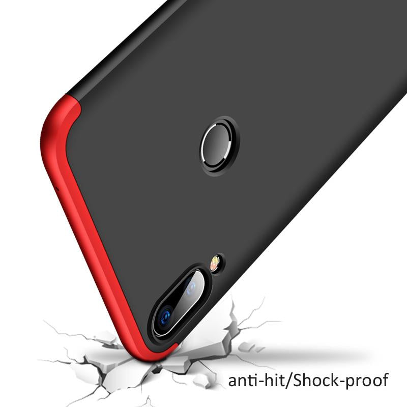Asus Zenfone Max Pro (M1) Ultimate 360 Degree Protection Case