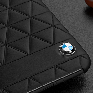 BMW ® iPhone XR Leather Texture Edition Case