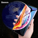 Baseus ® iPhone XS Max Tempered Glass (Front +Back Glass)
