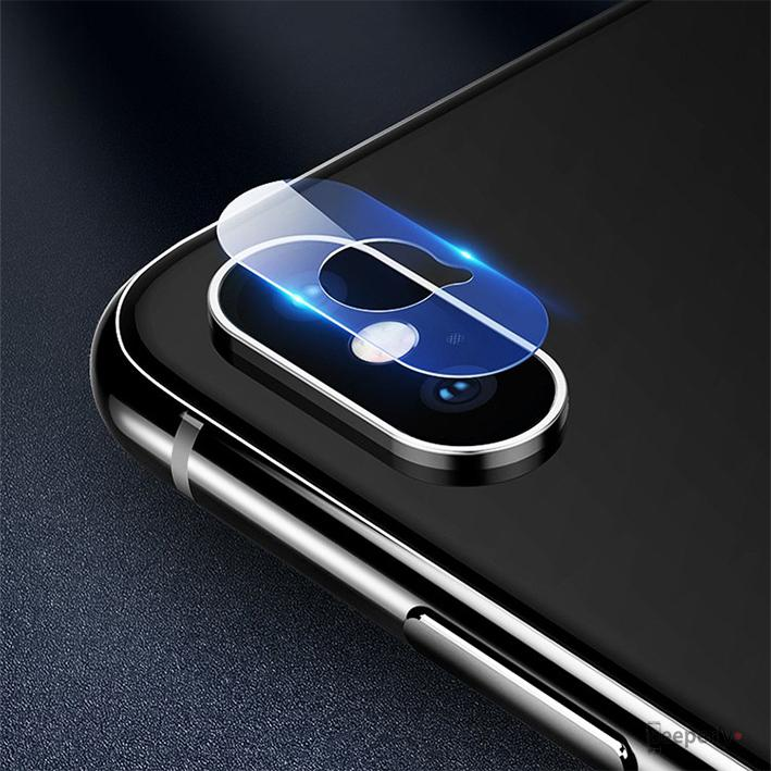 Rock ® iPhone X/XS Camera Lens Glass Protector
