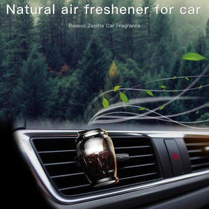 Baseus Zeolite Natural Stone Car Freshener & Air Purifier