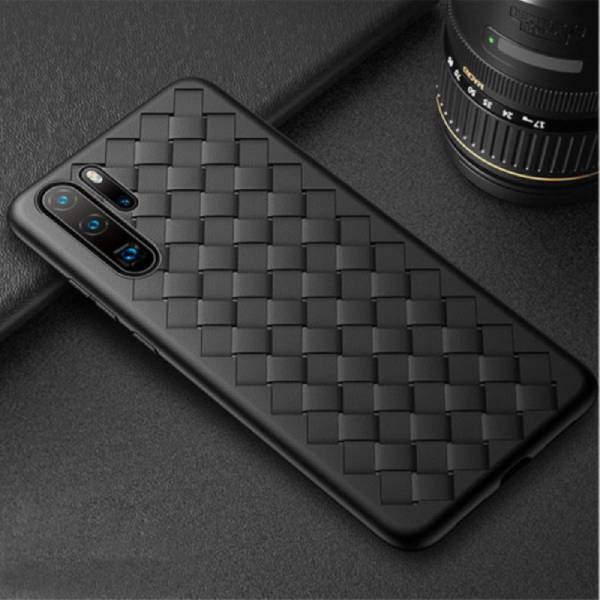Galaxy Note 10 Plus Ultra-thin Grid Weaving Case