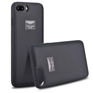 Aston Martin ® iPhone 8, 8 Plus Genuine Leather Limited Edition Case