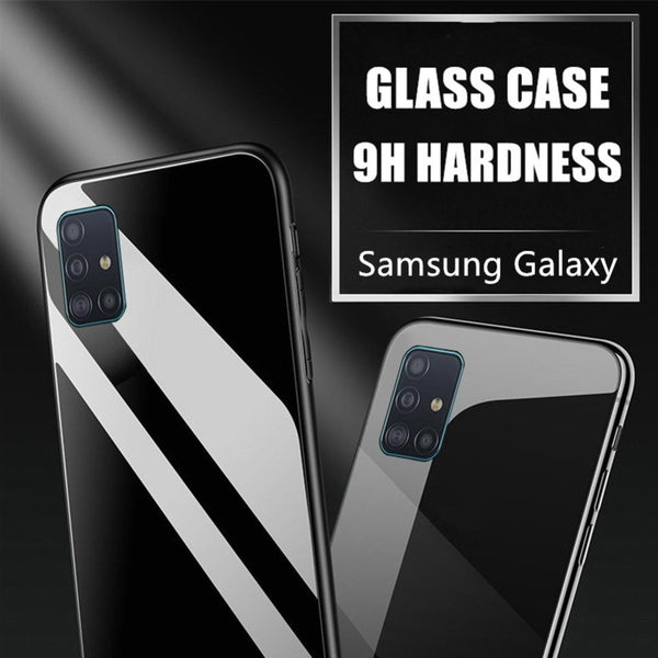 Galaxy A51 Special Edition Silicone Soft Edge Case