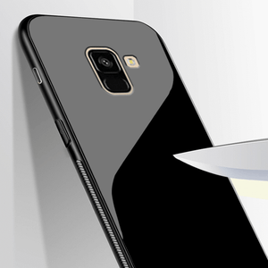 Galaxy A8 Plus Special Edition Silicone Soft Edge Case