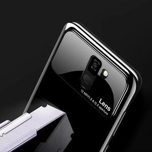 Galaxy J6 Polarized Lens Glossy Edition Smooth Case
