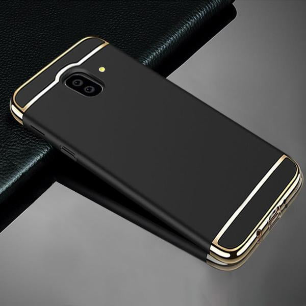 Galaxy J6 Plus Luxury Electroplating Premium Hard Case