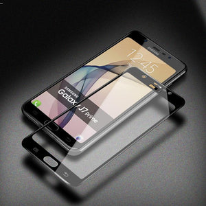 Galaxy J7 Prime Ultra-Clear 5D Tempered Glass
