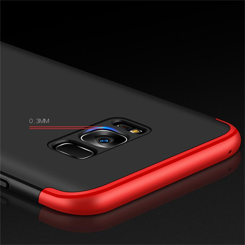 Galaxy  S8 Plus Ultimate 360 Degree Protection Case