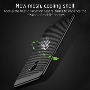 Galaxy S9/S9 Plus Breathing Series Ultra-Thin Case