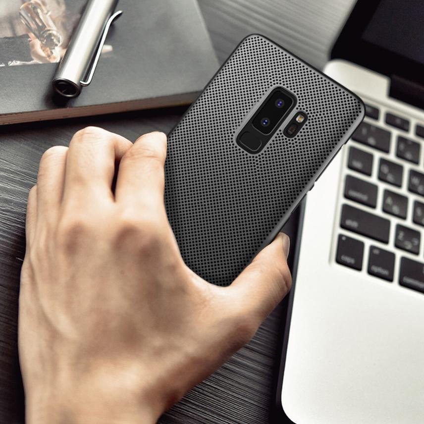 Galaxy S9 Plus Breathing Series Ultra-Thin Case