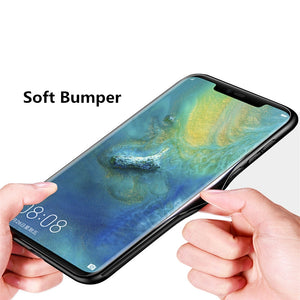 Huawei Mate 20 Pro Special Edition Silicone Soft Edge Case