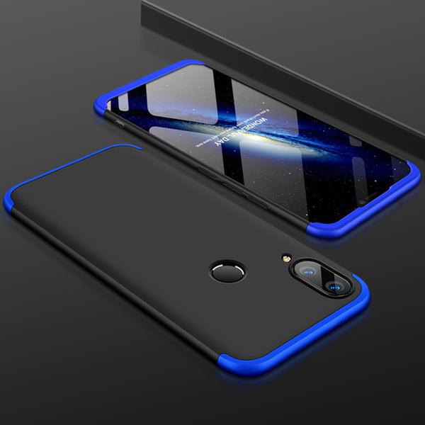 Huawei Honor Y9 (2019) Ultimate 360 Degree Protection Case [100% Original GKK]