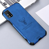 Galaxy M21 Shockproof Deer Leather Texture Case