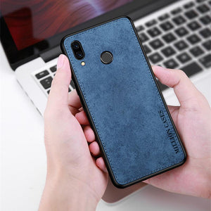 Galaxy M20 Million Cases Special Edition Soft Fabric Case