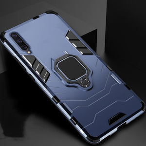 Mi A3 Ring Buckle Kickstand Case