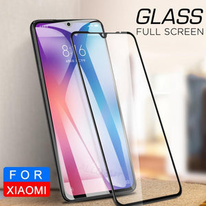 Xiaomi Mi A3  Ultra HD Full Coverage Tempered Glass