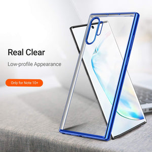 Galaxy Note 10 Plus Noble Series Transparent Ultra Thin Case