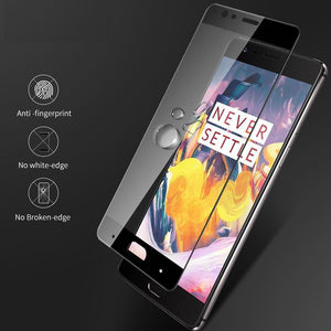 OnePlus 3/3T Original 3D Tempered Glass Protector