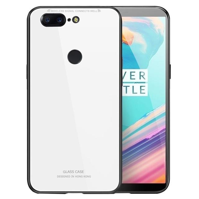 OnePlus 5T Special Edition Silicone Soft Edge Case