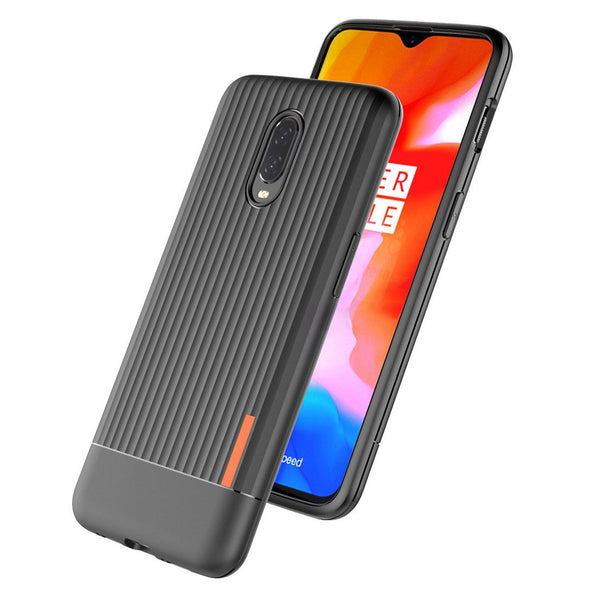OnePlus 6T Shockproof TPU Matte Back Case